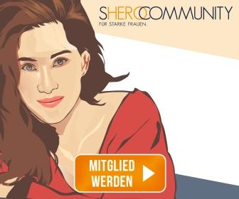 Bildlink zur Shero Community